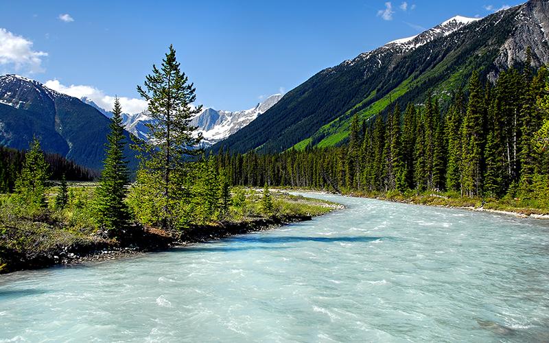 A River Runs Through International Borders