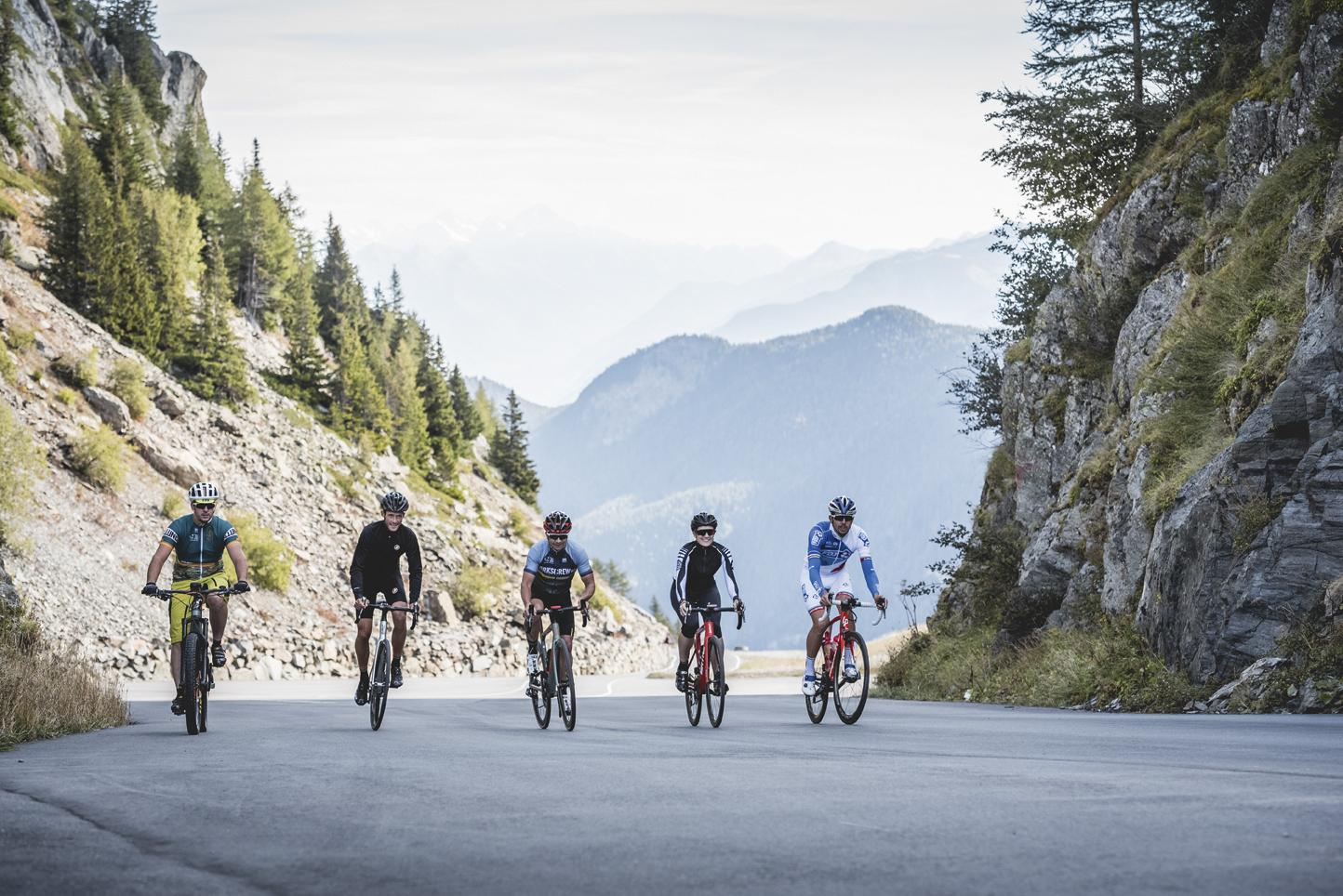 The Valais Cycling Tour