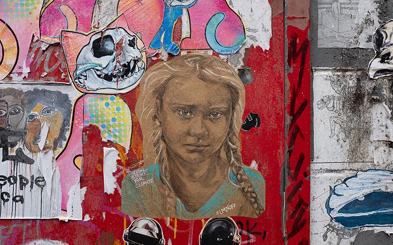An Ecotour of Street Art