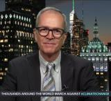 Dean Hubbard on labor's participation in the People's Climate March