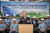 Michael Brune announces report showing 15,000 new quality solar jobs in CA in 5 years