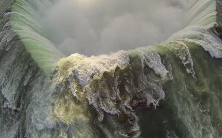 The Most Daring Nature Footage Captured by Drones