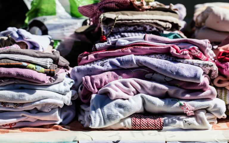 What's the Best Way to Recycle Old Clothes?   Sierra Club