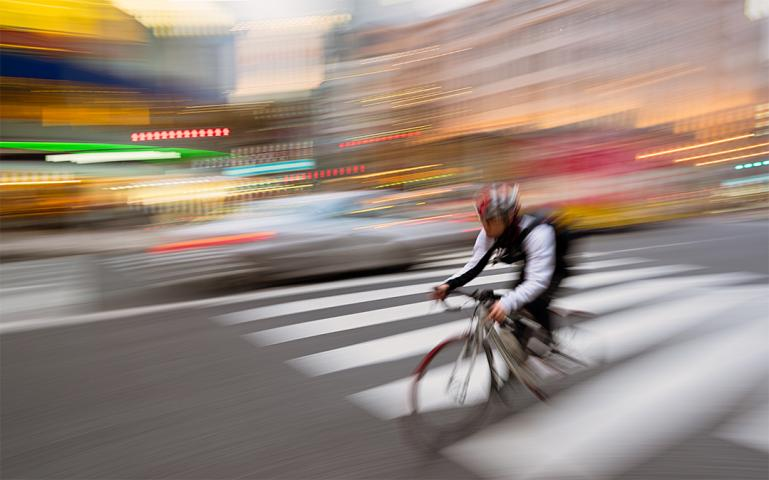 5 Ways Not to Get Killed While Cycling