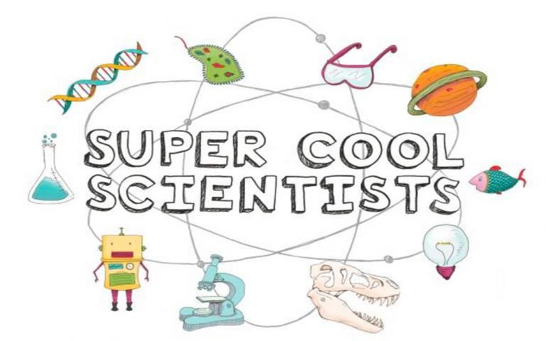 Women Are Underrepresented In Science Can A Coloring Book Help A Coloring Book