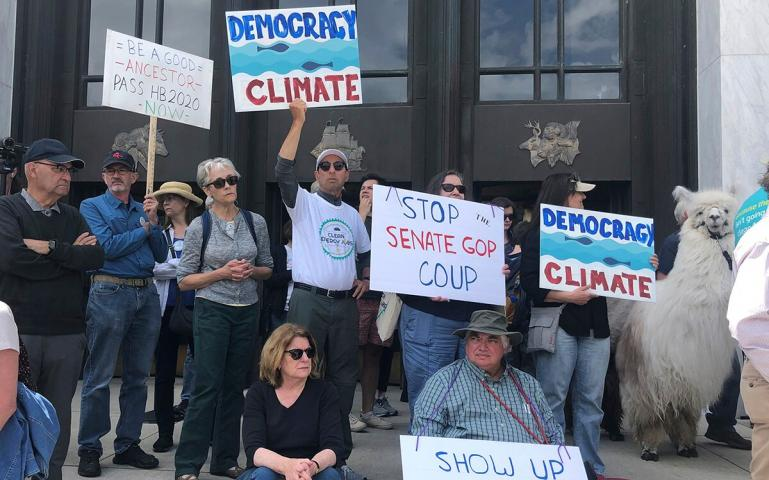 Hijacking of Oregon's Climate Law Is Bad News for Democracy