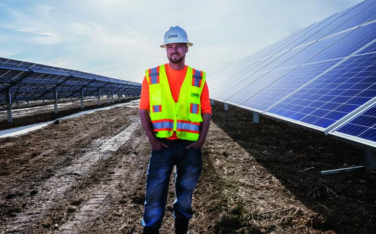 From Prison to a Career in Solar
