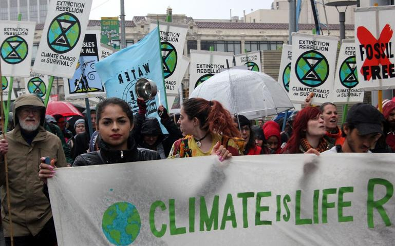 Climate Activists Are Rebelling. Are Politicians Finally Listening?