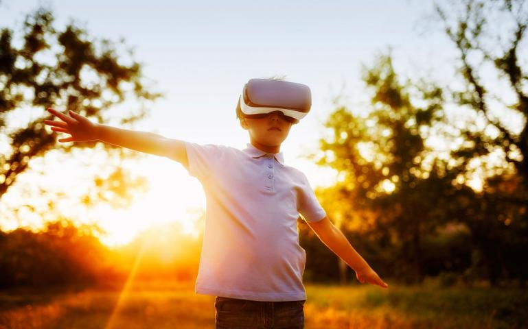 Is virtual reality a new frontier for environmental communication