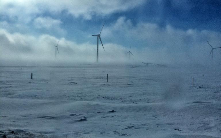 Can 100 Percent Renewable Energy Cope With a Polar Vortex?