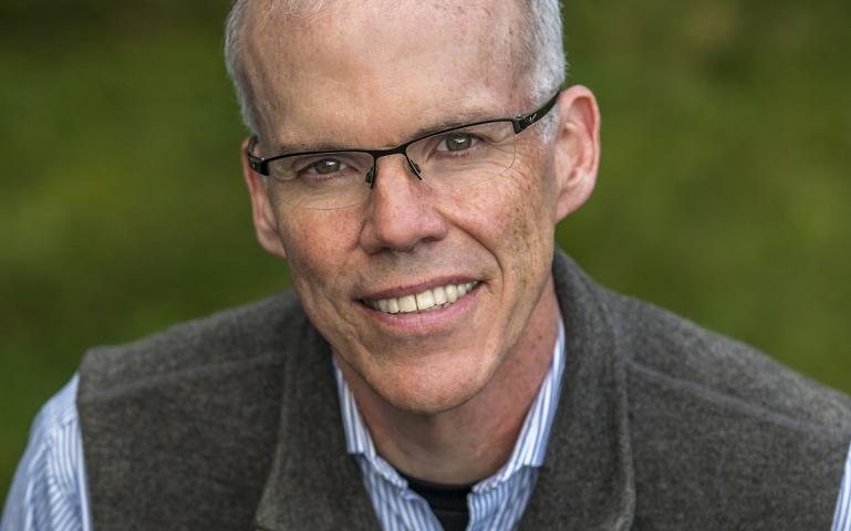 "Bill McKibben Talks About ""Falter"""