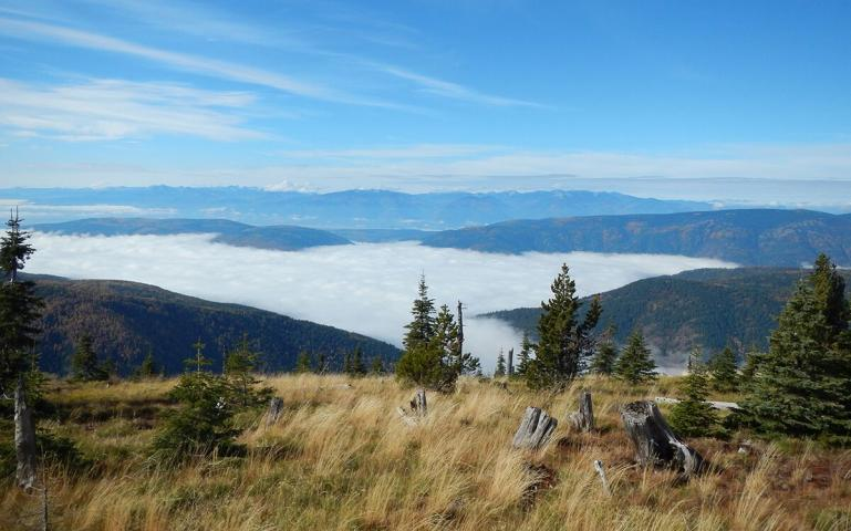 Few Hikers Do the Pacific Northwest Trail. Should It Stay That Way?