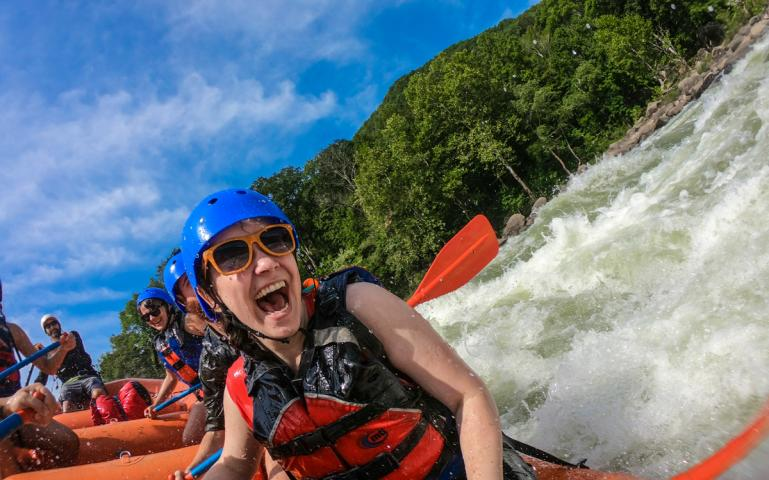 Can Extreme Sports Treat Anxiety?