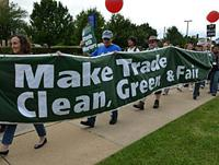 Make trade clean, green and fair