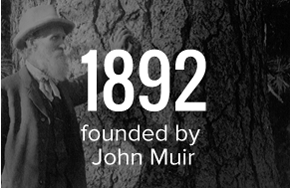 Founded by John Muir in 1892