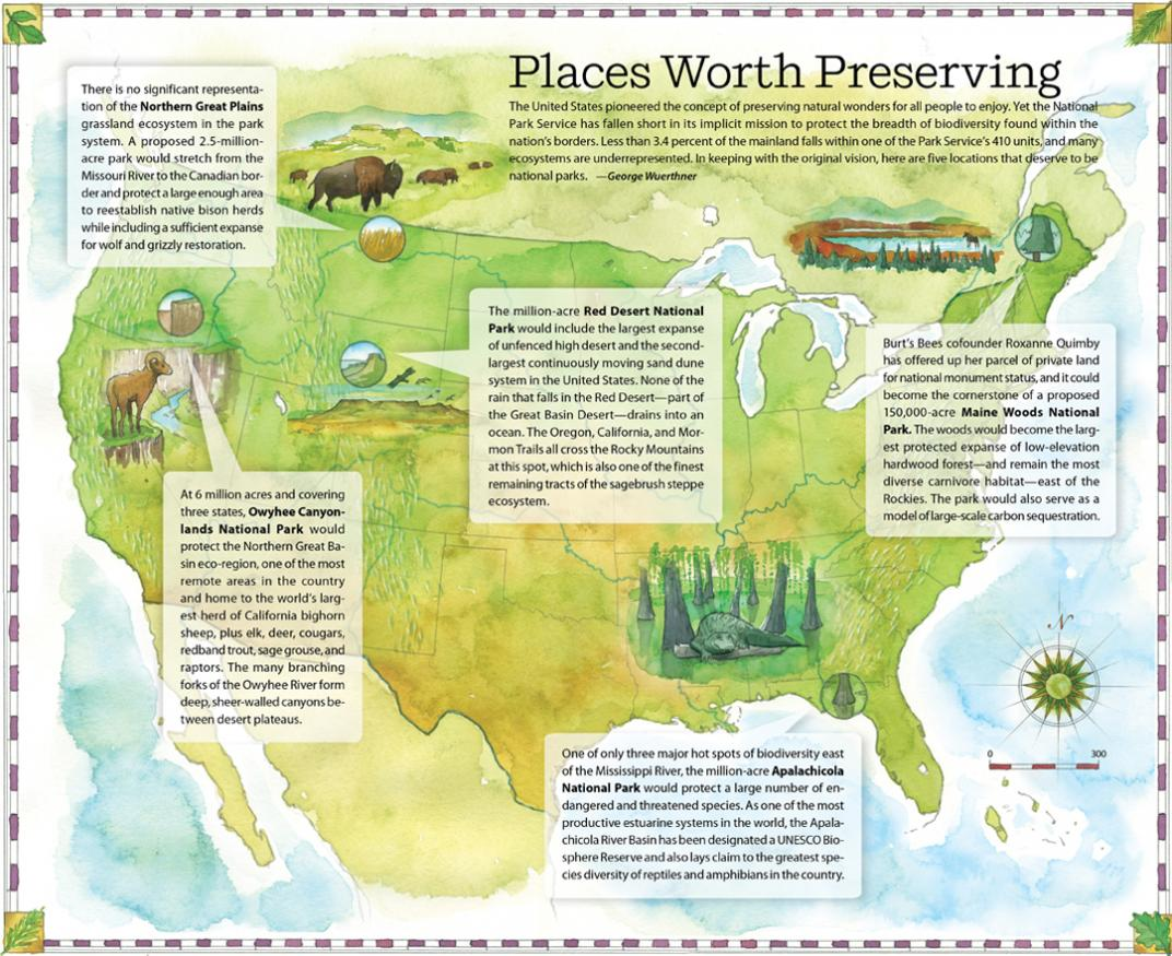 Places Worth Preserving Sierra Club - Map of us river systems