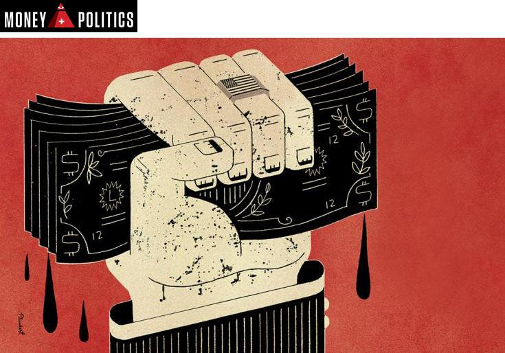 campaign finance corruption undermines policies to protect the environment