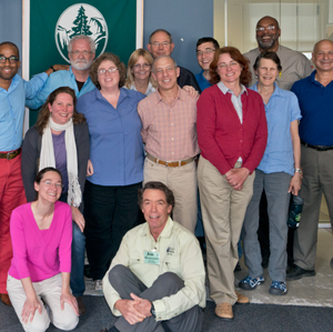Board of Directors Group Photo 2014