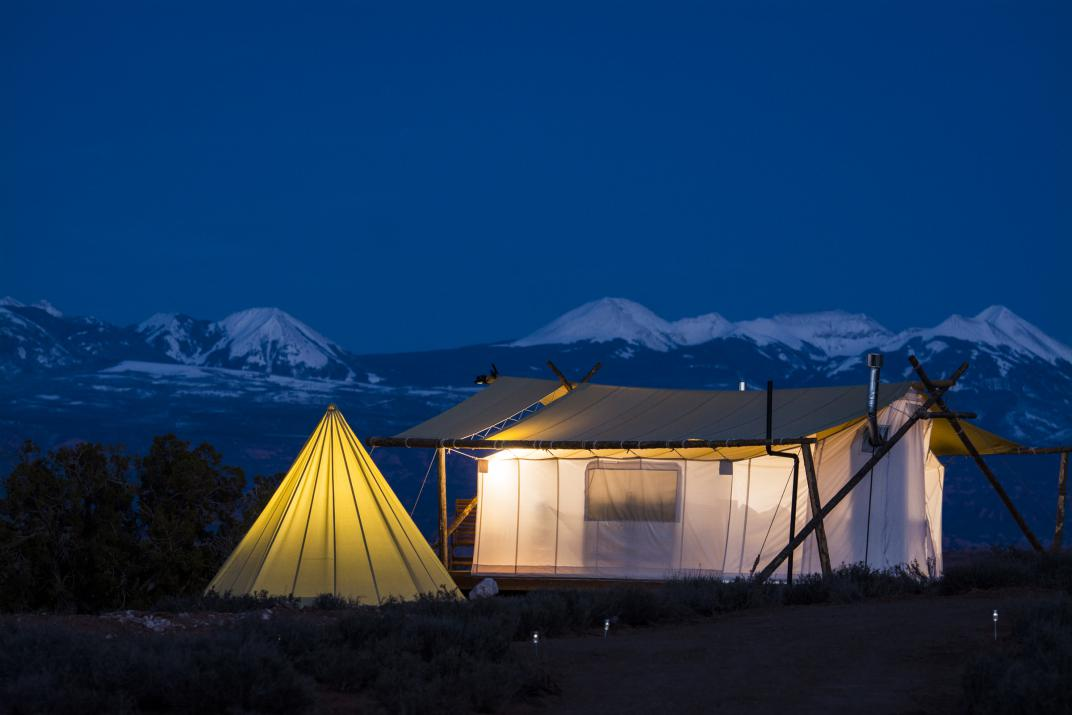 Why you need a braincation and where to take one for Colorado canvas tent