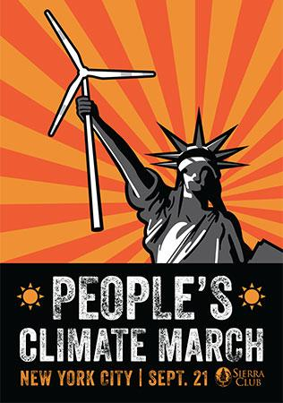 People's Climate March -- RSVP to attend and be a part of history!