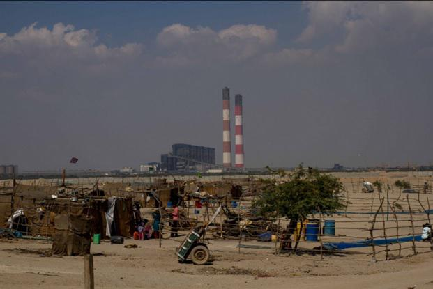 Tata Mundra Power Plant