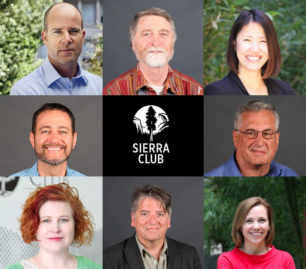 Sierra Club Executive Team