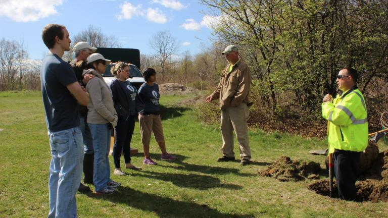 Arbor Day in Worcester, MA