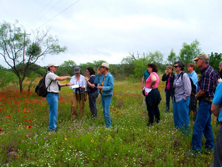 Outing in Llano County