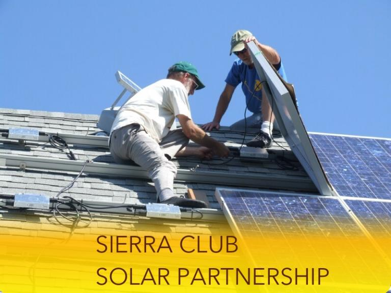 Sierra Club Solar Partnership
