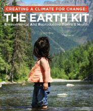 Picture of the cover of the EARTH Kit for activists