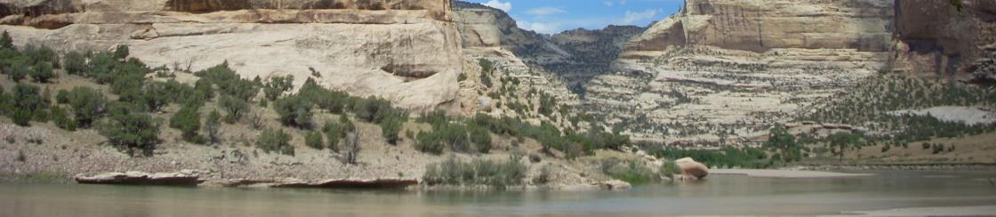 Yampa River - Dinosaur National Monument