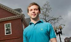 Samuel Wohns, Cambridge, Mass.; co-coordinator, Responsible Investment at Harvard Coalition