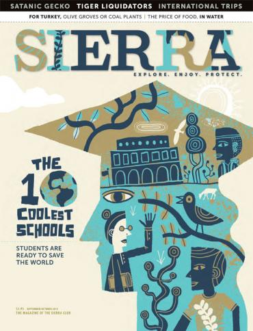 Sierra magazine September/October 2015