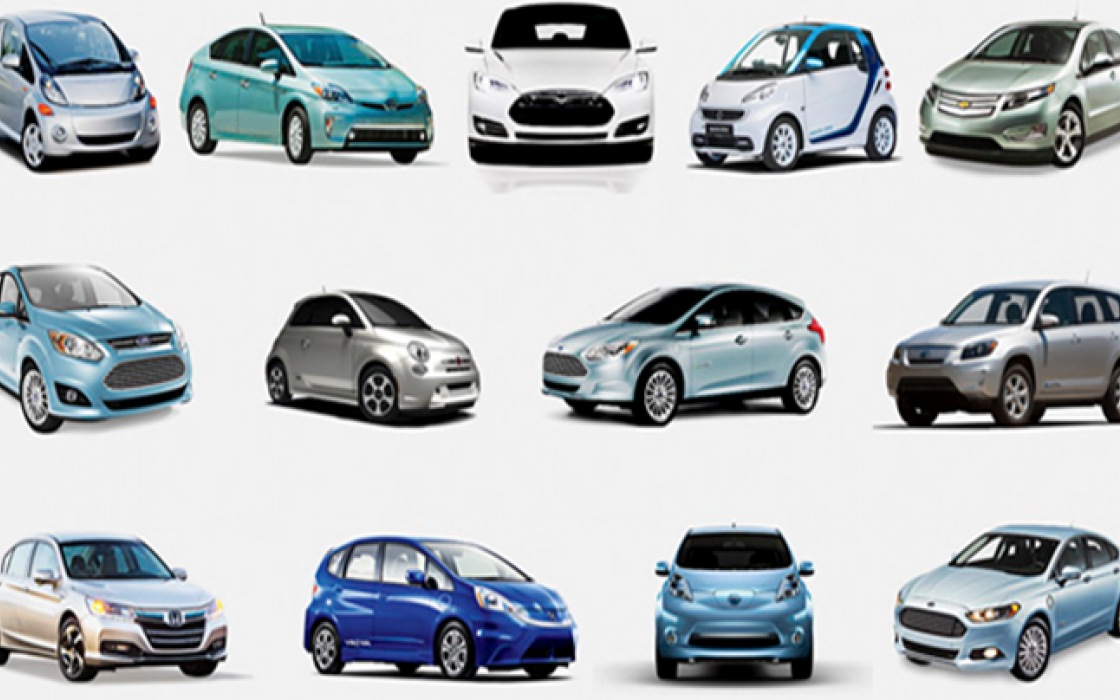 Photo Above A Sampling Of The Electric Vehicles Available On Market Today Credit Sierra Club