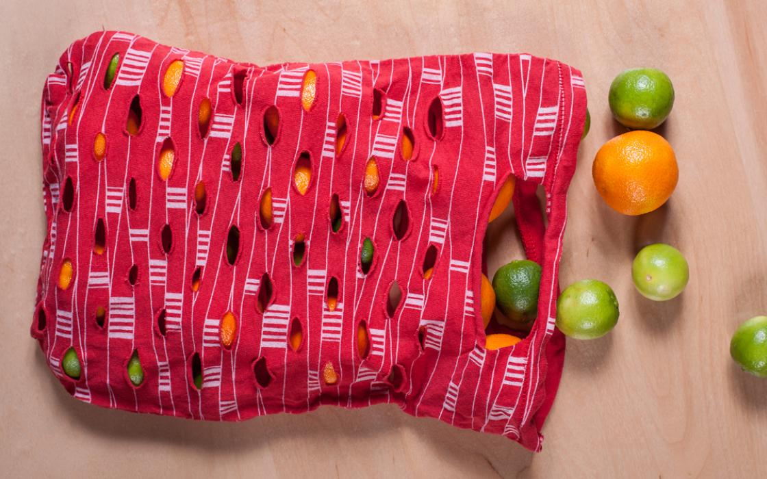 Make Your Own T Shirt Produce Bag