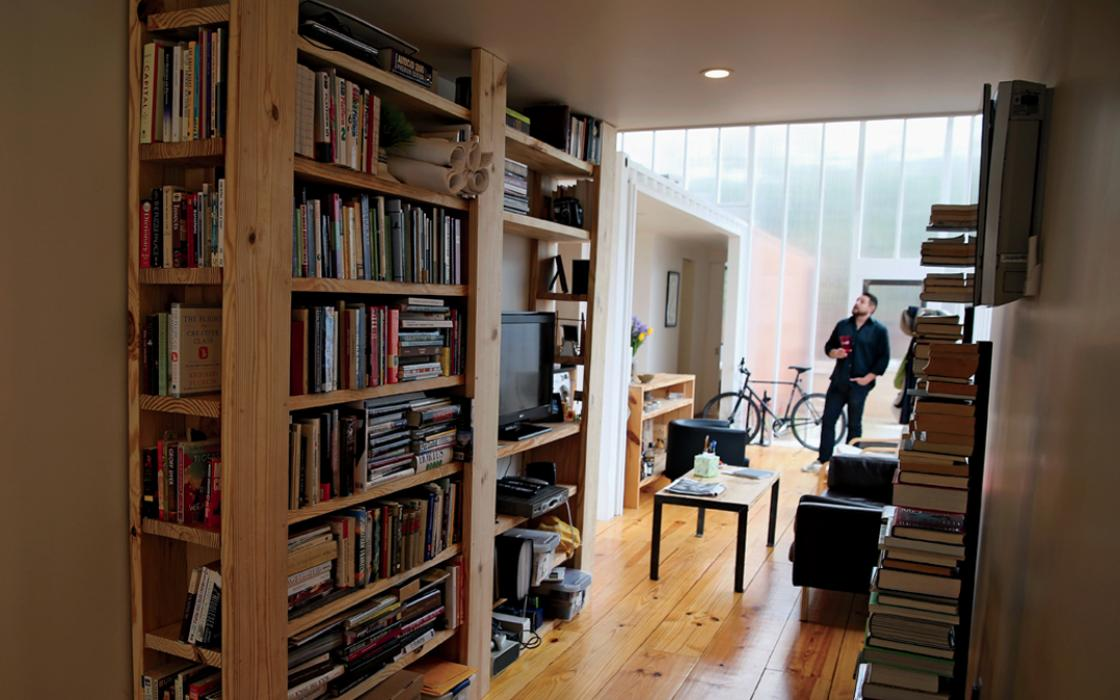 From Shipping Container To Cozy New Orleans Home Sierra Club