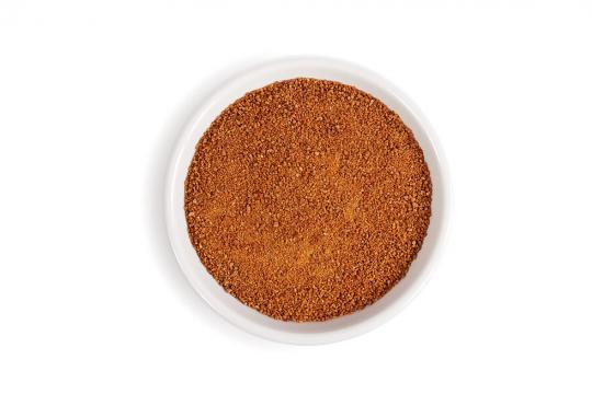 Organic coconut sugar from Madhava