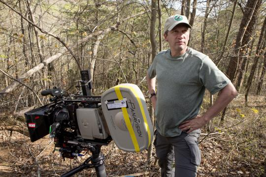 Ken Kwapis talks to the Sierra Club about how directing A Walk in the Woods made him want to take a walk in his own backyard.