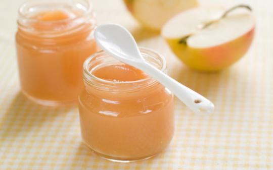 There's nothing better than homemade baby food!