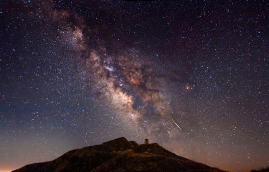 Keep an eye out for the Milky Way this August.