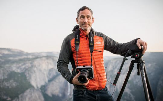 In Valley Uprising, co-creator Nick Rosen (left) chronicles the Yosemite Valley rock climbing culture and pioneers like Lynn Hill.