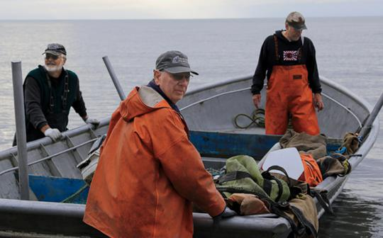 To fish or to mine? Alaskans must decide the future of a wild beach with a long history.