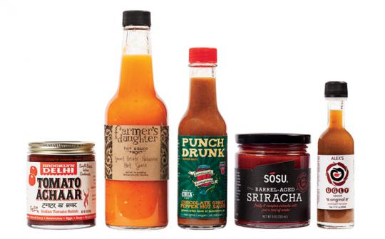 Spice up your life with these eco-conscious hot sauces.