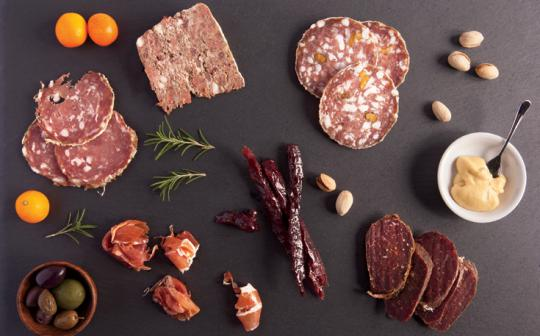 One could argue that sustainability is at the heart of charcuterie's centuries-old tradition.