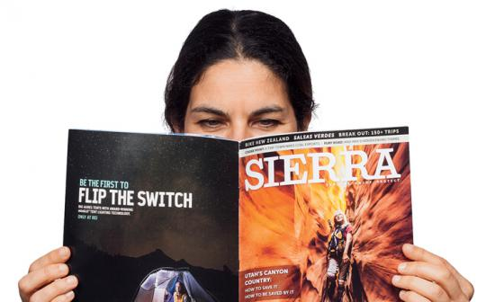 Sierra readers shared their opinions in the 2015 survey.