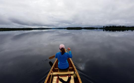 Sierra magazine takes you on a trip to the most remote sections of northern Quebec.