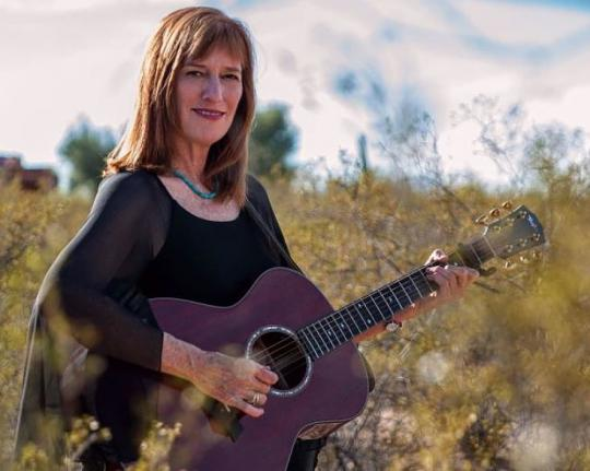 Folk Singer and Clean Water Activist Lucy Billings