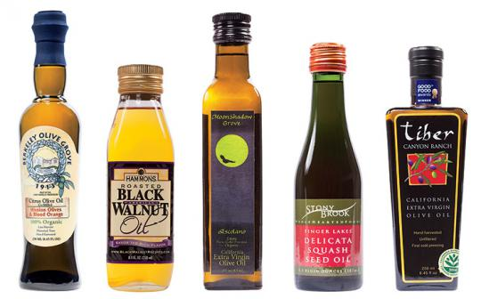 All the GFA-winning oils are pressed and bottled sans heat, artificial additives, or chemical extractors.