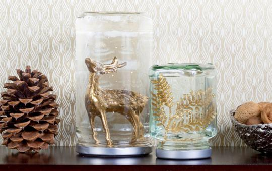 Repurpose: Snow Globes