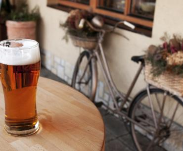 When you head out for the pub this year, join the growing movement of bike-only commuters and cycle there instead of driving to slash your greenhouse-gas emissions.